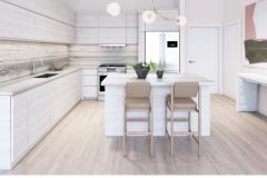Arbor- Kitchen Rendering