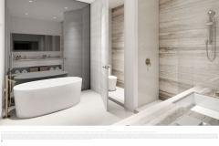 Arbor- Master Bathroom Rendering